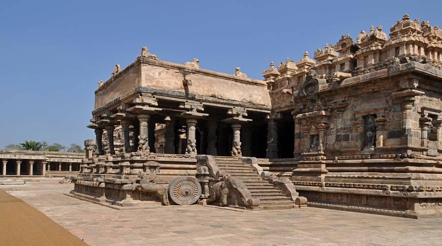 Airavateshwar-Temple