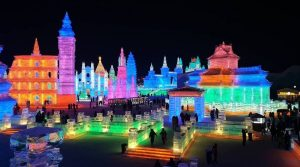 HARBIN ICE FESTIVAL WITH BEIJING SHANGHAI
