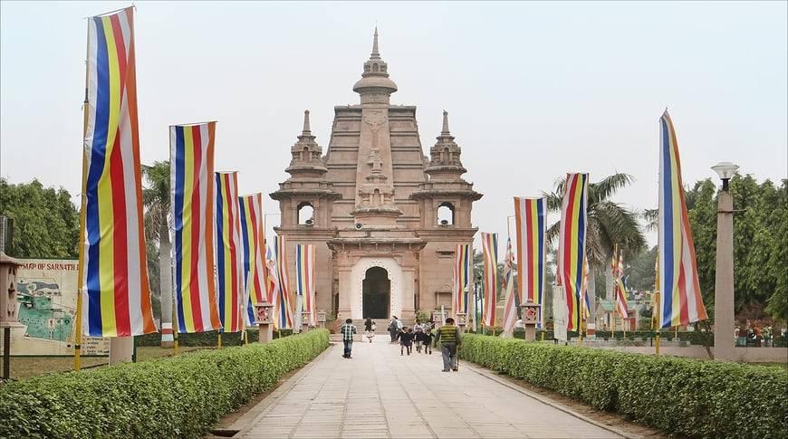 Sarnath-temple-kesari-tours