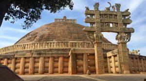 PACHMARHI BHOPAL BHIMBETKA SANCHI